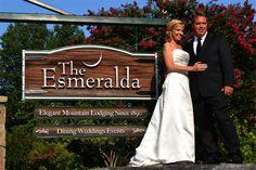 Tie the knot at the Esmeralda Inn!