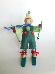 Skiing Elf //