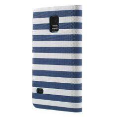 Etui portefeuille marin pour Galaxy S5 - Coques en Folie