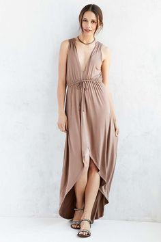 Urban outfitters maxi dress sale