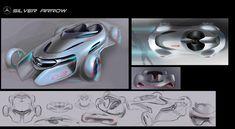 Mercedes Silver Arrow Concept 2011