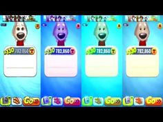 Talking Tom Gold Run Color - Talking BEN Color Fight Boss Racoon Robber ... Color Fight, Racoon, Boss, Watch, Youtube, Clocks, Wrist Watches, Youtubers