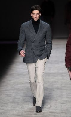 Joseph Abboud Fall 2012 collection, NY Fash week