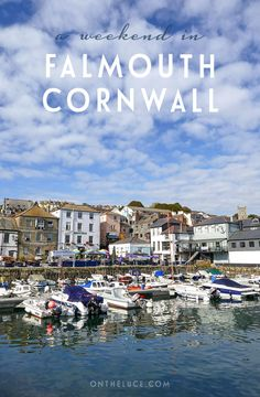 Roseland Peninsula, Things To Do In Cornwall, Falmouth Cornwall, South West Coast Path, One Day Trip, English Heritage, Weekend Breaks, Seaside Towns