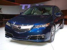 Acura выступила в Нью-Йорке с новым седаном. Как и было обещано еще в начале весны, компания Acura продемонстрировала в Нью-Йорке совершенно новый серийный седан TLX. Он сменит в линейке марки сразу две модели – TSX и TL, однако должен оказаться ничуть не теснее старшего и�