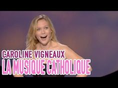 Caroline Vigneaux : grande chanteuse...ou pas !