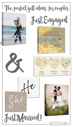 Gift-Ideas-Just-married-and-just-engaged