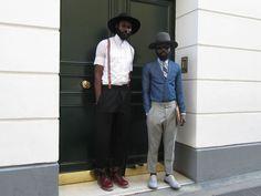 <b>Sam Lambert</b> & Shaka Maidoh