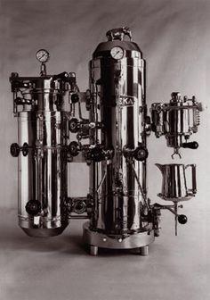 Bildergebnis für espresso machine antique