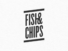 Fish & Chips  by Caspian Levers