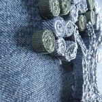 Repurpose denim jeans 50+ ideas....for the madre and her ripped jean collection