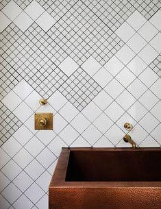 mixing square tile