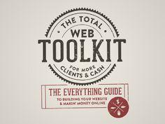Total Web Toolkit (WIP) Chris Williams via Behance