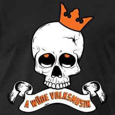 Die Babenberger - A wüde Volksmusik - Totenkopf Shirt Live Band, Polo Sweater, Shirt Shop, Sweaters, Shirts, Fictional Characters, Art, Oktoberfest, Kunst