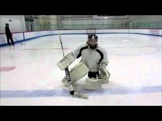 Three Off Ice Drills for Goalies: Better Butterfly Crawl - YouTube