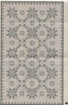 Home Decor Crochet Patterns Part 35 - Beautiful Crochet Patterns and Knitting Patterns Diy Crochet Doilies, Crochet Flower Patterns, Crochet Stitches Patterns, Crochet Home, Cross Stitch Patterns, Knitting Patterns, Crochet Blanket Border, Hand Embroidery Design Patterns, Crochet Hook Case