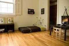 Montessori Inspired Room