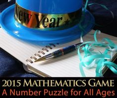 Slip into your workout clothes and pump up those mental muscles with the Annual Mathematics Year Game Extravaganza!