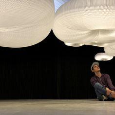 molo design cloud pendants. molodesign.com