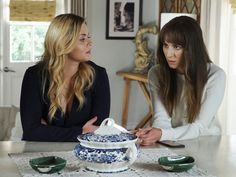 Spencer Hastings' White Sweater on Pretty Little Liars Watch Pretty Little Liars, Pretty Little Liars Fashion, Marlene King, Spencer Hastings, Getting Pregnant, White Sweaters, Teaser, Celebrity News, Movies And Tv Shows