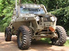 land rover lightweight off road - Google Search