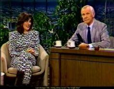 "Laura 1985, ""The Tonight Show"" w/ Johnny Carson"