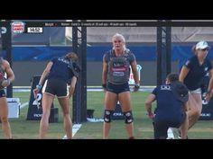 CROSSFIT GAMES 2016 - Womens Murph - EVENTO 5 - YouTube