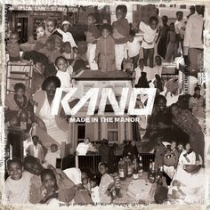 Made in the Manor by Kano Mercury Prize, Wall Of Sound, Great Albums, Kids Artwork, Old Ones, Album Covers, About Me Blog, Songs, Music