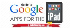 23 iPad Google Apps Every Teacher Should Know about ~ Educational Technology and Mobile Learning