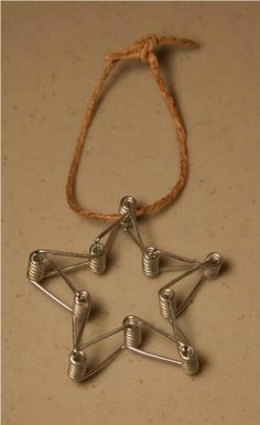 Clothespin springs