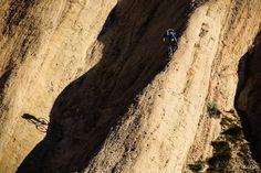 @wadevsimmons in California. #BikeMagPOD by @aledilullophotography. #mtb