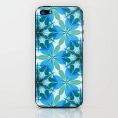 Kaleidoscopic Lagoon iPhone & iPod Skin by patterndesign - $15.00