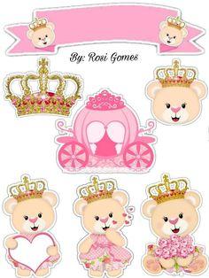 Картинки по запросу imagem ursinha princesa png