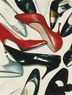 Shoes - Andy Warhol 1980