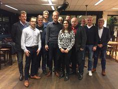 Peter van Veen en Jessica Belder nieuwe bestuursleden boksbond - http://boksen.nl/peter-van-veen-en-jessica-belder-nieuwe-bestuursleden-boksbond/