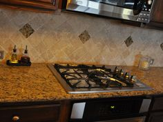 backsplash with st cecilia granite | Granite Countertop Outlet: Gallery 81 photos Get a Free Estimate