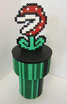 Mario and all characters are properti of Shigeru Miyamoto The modification I made for a PC. Replace the original boxing my Hama beads. Modding realizado con Hama beads reemplazando la carcasa origi...