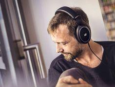 Sennheiser HD 598 Over-ear Headphones #headphones