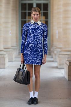 Spring 2014 Street Style Photos - Top Trends in Street Style Spring 2014