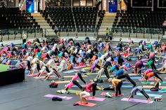 IDY Yoga day events