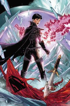 Faora Hu-Ul is a Kryptonian war criminal known for her association with General Dru-Zod. Relentlessly cruel towards all forms of life, Faora enjoys battle and murder and fully supports her commanding officer's ideals of conquest and destruction. For that, she has become an enemy of the hero Superman. Faora was a member of Krypton's military forces who despised Krypton's ideals of peace and science and desired a return to the old days, when Krypton was a brutal militaristic empire....
