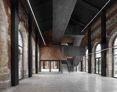 Gallery of Burgos Railway Station Refurbishment / Contell-Martínez Arquitectos - 1