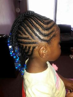 1734 Best Little Black Girls Hair Images In 2019 Braids For Kids