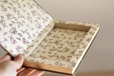 Secret Compartment Book Made From a Bobbsey by FiddleheadsForFiona, $38.00