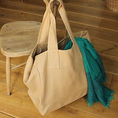 [Envelope Online Shop] Beachcomber bag the linen bird HOUSE & HOME Clothing & Accessories
