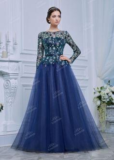 TB030B, Вечернее платье, Вечернее платье большого размера