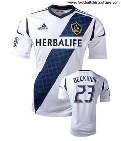 2012 la galaxy home kit