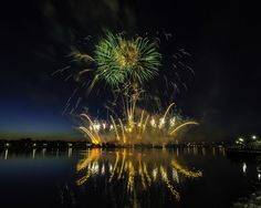 Bay City Fireworks 5 Photo by Tom Clark — National Geographic Your Shot