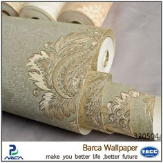 Barca 3305 series cheap modern damask wallpaper (7 colors)
