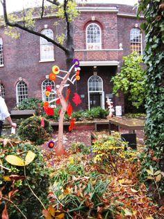 Bluecoat School Gardens Liverpool
